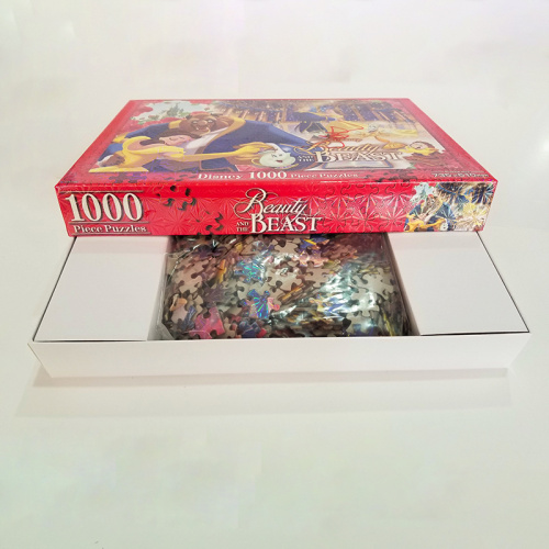 Benutzerdefinierte 1000er Puzzle Cartoon 3D-Puzzle
