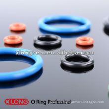 O anillos con baja dureza