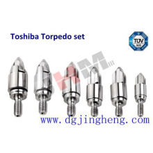 Toshiba Ec180s-4A D40 Torpedo Set for Screw Barrel