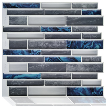 Mosaic Peel and Stick Selbstklebende Fliesen Backsplash