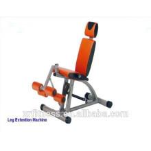 Nomes de equipamentos de fitness de treino de ginásio de venda quente extensão de perna hidráulica