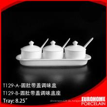 2015 heißen Verkauf loser Schüttung von China Porzellan Großhandel billig Salz Pfefferstreuer kaufen