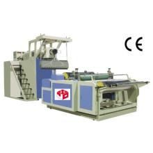 Uma máquina de filme de aglomeração Stretch de camada (SLW)