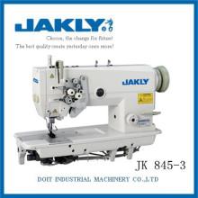 JK845-3 FÁCIL DE UTILIZAR LA MÁS NUEVA Máquina de coser de puntada de pescar con aguja doble SUPER de alta velocidad