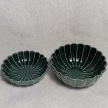 Посуда из керамогранита в форме цветка