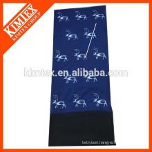 popular tubular seamless bandana with polar fleece for winter