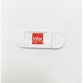 Promotional ABS Webcam Cover med Logo Printed