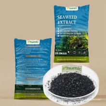 water soluble 100% natural organic botanical extract seaweed extract