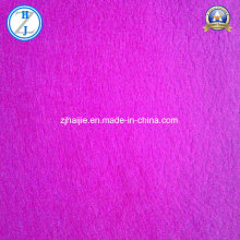 100% Polyester of Purple Nonwoven Fabric