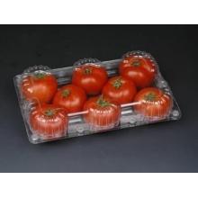 Пользовательский пластиковый контейнер для фруктов (прозрачный лоток для продуктов)