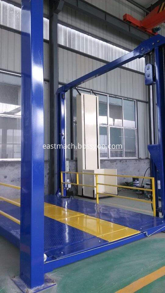 Hydraulic Automobile Lift With Ce