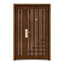Steel Wooden Son-Mother Door