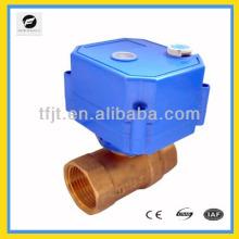 2-way 3-6VDC HVAC Motorized Valves for automatic control