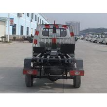 CLW GROUP TRUCK Pure Electric Vehicle Capable Of Unloading Type Garbage Truck