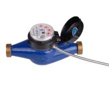 Medidor de agua post-pago de lectura directa fotoeléctrica