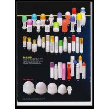 Пластик (стекло) Шариковый аппликатор бутылки пластиковые шарики