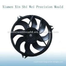 custom design injection fan mould