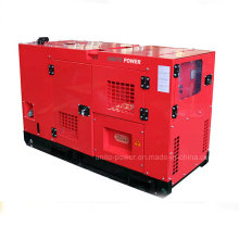 175kVA Lovol Soundproof Diesel Generator Set