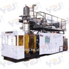 YZJ 160L akkumulator sterben kopf extrusion Blow Moulding Machine