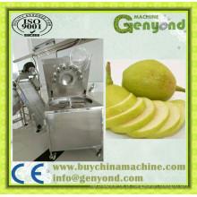 Máquina de fatiar pêra para venda na China