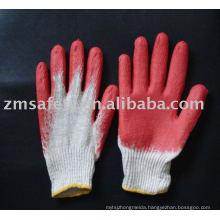 Economic Latex Coated Working Gloves