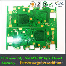 Usine directement service conception de conception de pcb, multicouche PCB fabricant pcb imprimante