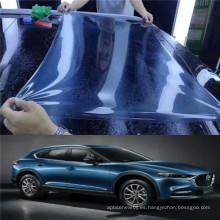 Película de base solar de coche resistente a los rayos UV impermeable