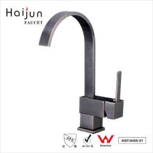 Haijun High Quality cUPC 0.1~1.6MPa Brass Water Mixer Kitchen Tap Faucet