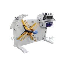 Desenrollar la máquina enderezadora se utiliza en el diseño de elevación de asiento del rodillo
