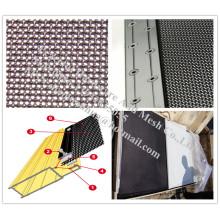 Защитная сетка из нержавеющей стали для окон (R-AQW)