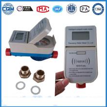 Medidor de água pré-pago confiável e de alta qualidade Made in China
