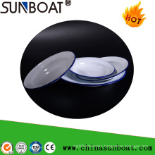 Sunboat Kitchenware/ Enamel Dish/Tableware