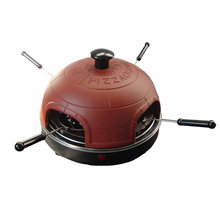 New Design Pizza Maker with 1 Time 4 PCS Pizza
