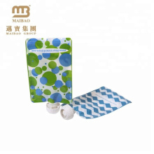 Customized resealable plastic bags with spout