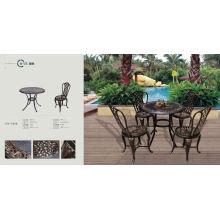 Outdoor Cast Aluminium Table (HY-T015)