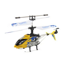 Nuevo radio control del helicóptero del rc del COCHE del JUGUETE 4 del RTF de la aleación del helicóptero DFD F106 del USB del GIROCOMPÁS de la llegada 4CH F106 RC