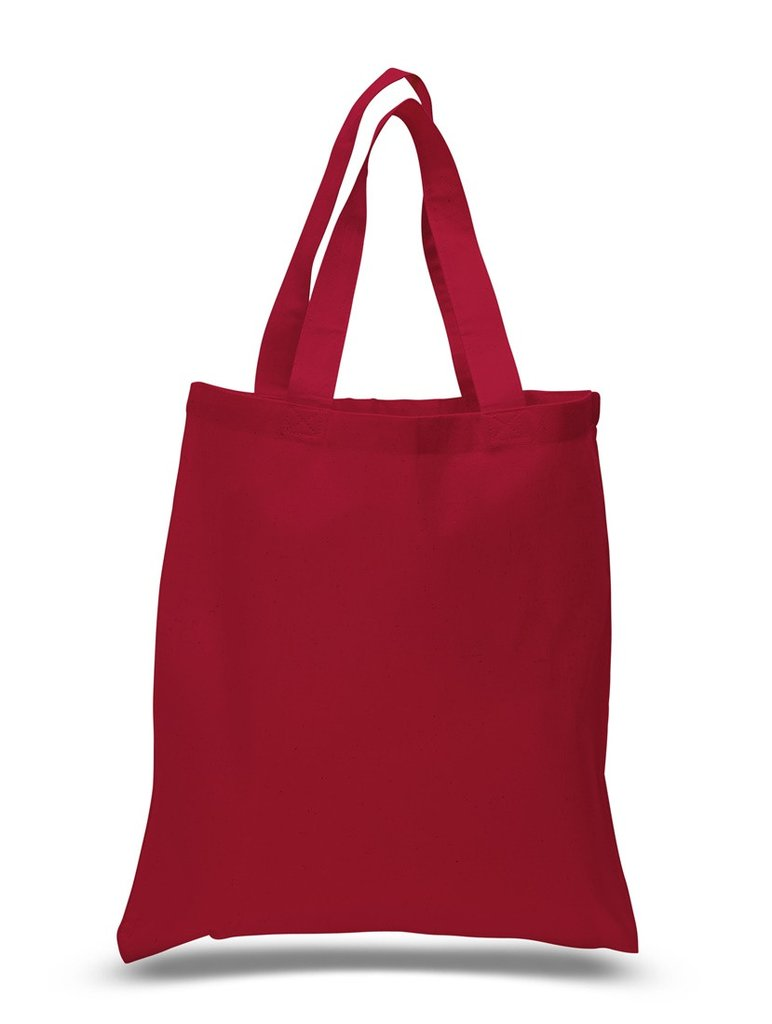 rose shopping bag
