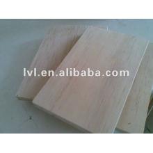 Pine core plywood