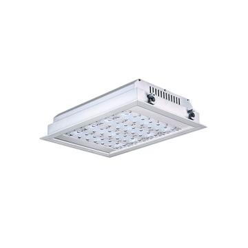 A luz de teto conduzida Recessed 160w conduziu a luz do dossel com sensor de movimento