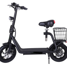 Mobility Electric Scooter CE 350W with removable seat