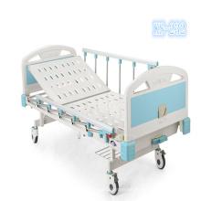 Manual One Crank Medical Bed