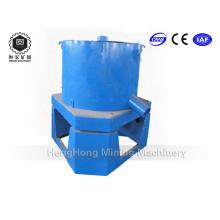 Concentrateur centrifuge alluvial de machine de récupération d'or avec le rendement élevé