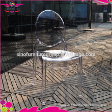 Qingdao Sinofur Hot Design Plastic Chair Party Event High Quality Louis Chair