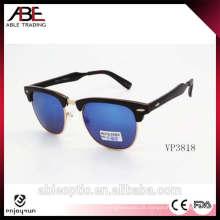 Óculos de sol clássicos de alta qualidade estilo americano com preço de fábrica