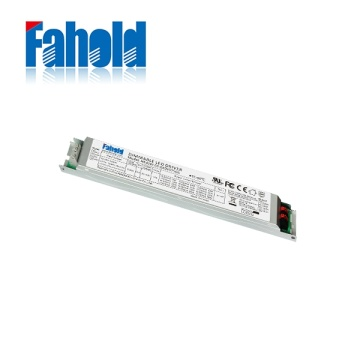 Tipos delgados Lineal LED Driver CC tipos