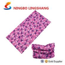 Novo multifuncional outdoor sem costura tubo bandana pescoço lenço