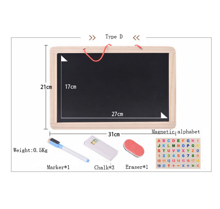 children gift magnetic blackboard