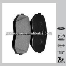 Jahr 2006 vorne Bremsbelagsatz für MAZDA CX7 OEM: L2Y6-33-28Z