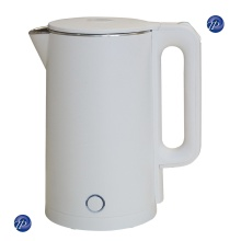 360 degree cordless double wall home hotel appliance plastic electric kettle Tetera termoelectrica