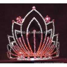 Красочные цветок тиары короны